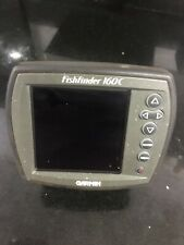 Garmin 160c Colour Fishfinder Fish Finder GPS Depth Sounder Fishing Boat Angling