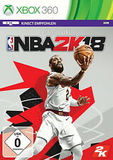 NBA 2K18 (Microsoft Xbox 360)    #NEU & OVP! Noch eingeschweißt