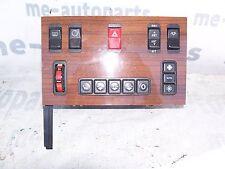 1986-1989 MERCEDES W126 300SEL 300E 420SEL 560SEL AC A/C HEATER CLIMATE CONTROL