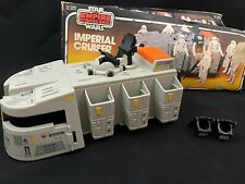 Star Wars ESB Imperial Cruiser with Box - Vintage Kenner 1981 Sears Exclusive