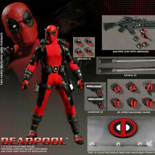 1/12 Scale Deadpool 6 inch Male Action Figure Model For Collection Kids New Toy