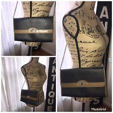100% Authentic Dior Vintage Honeycomb Shoulder Handbag Made In France