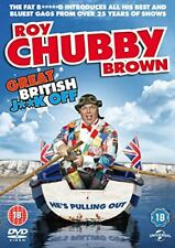 Roy Chubby Browns Great British Jk Off [DVD] [2016]