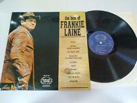 "Frankie Laine The Best Hallmark 1967 UK Edition - LP vinyl 12 "" VG/VG - 2T"
