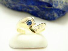 Ringe mit Zirkon-Sets (18,1 mm) Ø Innenvolumen Edelsteinen für Damen