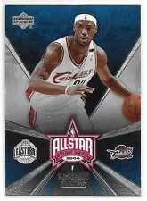 2006 UD All-Star AS-6 LeBRON JAMES SP Insert Cleveland Cavaliers