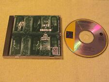 The Dave Brubeck Quartet Jazz At Oberlin 1987 CD Album Bop Cool Jazz (OJCCD-046-