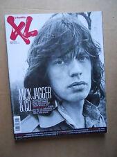 XL Magazine Repubblica n°74 2012 - Mick Jagger & Rolling Stones    [D39]