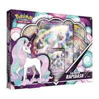 Pokemon TCG Galarian Rapidash V Box | Battle Styles Booster Packs | New & Sealed