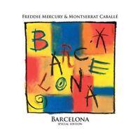 FREDDIE MERCURY  & CABALLÉ,MONTSERRAT - BARCELONA (SPECIAL EDITION)  CD NEW!