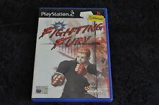 Playstation 2 Fighting Fury