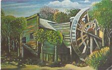 Postcard: USA - Old Bale Mill, California