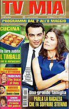 Tv Mia.Valeria Solarino & Primo Reggiani,Simone Annicchiarico,Amedeo Andreozzi,i