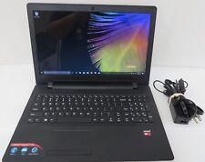 """Lenovo IdeaPad 110-15ACL 15.6"""" (500GB, AMD A6, 2.00GHz, 4GB) Laptop - Black -..."""