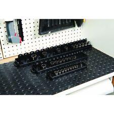New 3pc METRIC Socket Tray Organizer Tool Box Storage METRIC