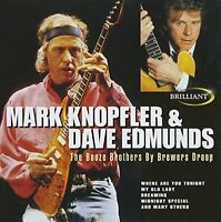 Mark Knopfler Booze brothers by brewers droop (1999, & Dave Edmunds) [CD]