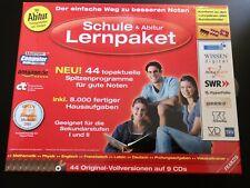 Schule & Abitur Lernpaket Vokabeln Englisch Prüfungsvorbereitung 2004 9 CDs