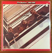 (Lp) The Beatles /1962-1966 Sealed, Mint Record