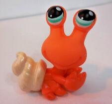 Littlest Pet Shop LPS #188 Hermit Crab Blue Eyes Year 2004 Magnetic