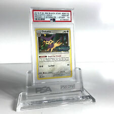 2018 SUN & MOON - STAFF PROMO - DELCATTY HOLO - #SM132 - PSA 10 Gem Mint Card