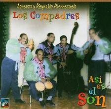 DUO LOS COMPADRES - ASI ES EL SON  CD NEW+