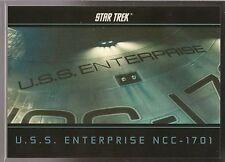Star Trek Movie XI 2009 USS Enterprise NCC-1701 Card E1