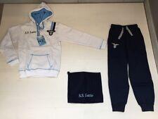 FW15 SS LAZIO AMISTAD JUMPSUIT TRACKSUIT CHILD HOODED JR SWEATSHIRT BAND /30