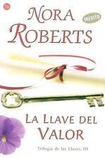 La llave del valor III (Trilogia De Las Llaves) (Spanish Edition)-ExLibrary