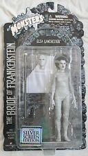 "UNIVERSAL MONSTERS BRIDE OF FRANKENSTEIN 8"" ACTION FIGURE by Sideshow 2000 NIB"