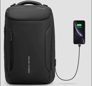 Mark Ryden Multifunctional Waterproof 15.6 inch Laptop Backpack USB Charging