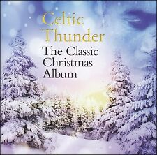 CELTIC THUNDER - THE CLASSIC CHRISTMAS ALBUM CD ~ IRISH XMAS IRELAND *NEW*