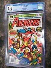 Avengers #148 30 cent price variant CGC 9.6