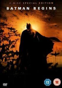 Batman Begins (2 DVD Special Edition / Christian Bale / Christopher Nolan 2005)