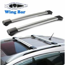 For 2014-2018 Nissan Rogue Roof Rail Rack Cross Bar Cargo carrying luggage