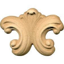 Fregio Pasta Di Legno Grezzo Art.03.4134