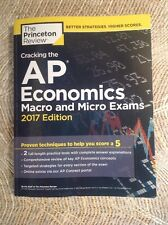 2017 College Test Preparation: Cracking the AP Economics Macro and Micro Exams