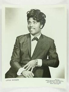 Little Richard - 8x10 Promo Glossy - R&B Soul