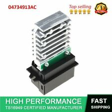 04734913AC A/C Blower Motor Resistor Fits For Chrysler 300M LHS Intrepid