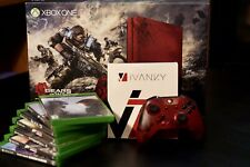 Microsoft Xbox One S Gears of War 4 Limited Edition 2TB With Extras!