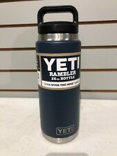 Yeti 26oz Navy Bottle