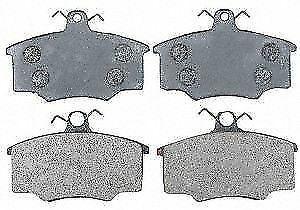 Disc Brake Pad Set Front Audi 4000 80 81 82 83 ACdelco 17D147 18028721 J4