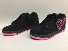 Heely's 770291 Girl's Propel 2.0 Skate Shoes W/O Wheels Black/Hot Pink