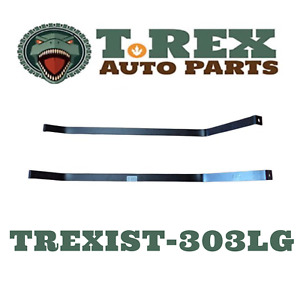 Liland IST303 Fuel Tank Straps for various 02-11 Lexus & Toyota models