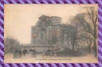 CPA 18 - BOURGES - le chateau vue de profil