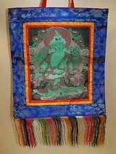Tara Thangka Wandbehang 33 x 29 cm