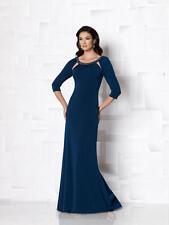 Cameron Blake, Mon Cheri 113621-Color:Carmel-Sz 12-Mother of the Bride-Reg $318