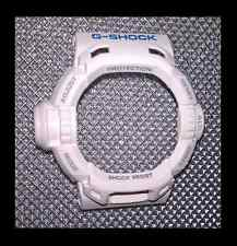 CASIO G-SHOCK RISEMAN GW9200PJ-7 G9200 GLOSS WHITE BEZEL SHELL CASE COVER - OEM