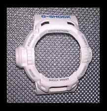 CASIO G-SHOCK RISEMAN GW9200PJ-7 G9200 GLOSS WHITE BEZEL SHELL CASE COVER - OEM