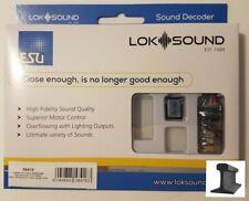 ESU 58416 LokSound V5.0 DCC/MM/SX/M4 ~ 6 Pin Sound Decoder ~ With Sugar Cube