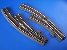 MARKLIN H0 - 24671 / 24672 - Pair of Curved Turnout - C Track / LN